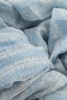Becksöndergaard | Sjaal Constanti | blauw