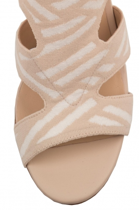What For | Sandalen Betsy | Nude