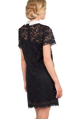 Lace dress Robine | blue