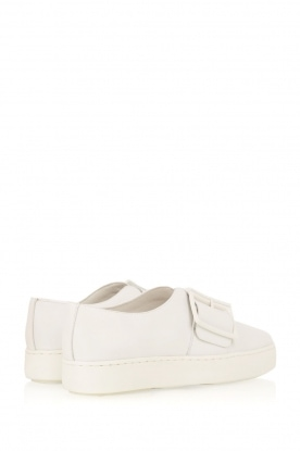 What For | Slip on sneakers Rafa | Wit
