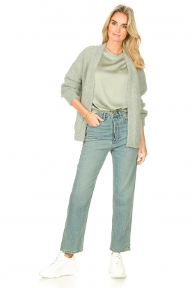 Look Knitted cardigan Bernelle