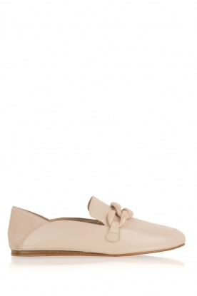 What For |  2-in1 loafers Marita | Nude