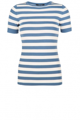 NIKKIE |  Stripes top Jolie | blue