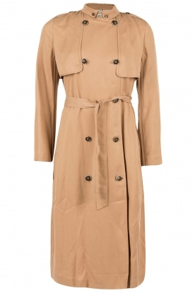 DAY Birger et Mikkelsen |  Trench coat Kapi | brown
