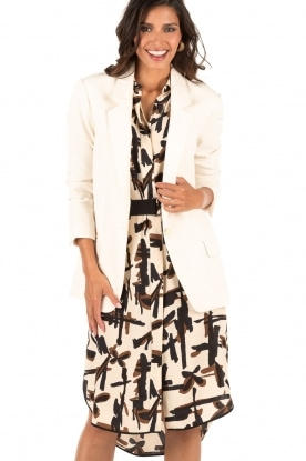 By Malene Birger | Blazer Vintago | wit