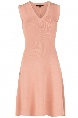 NIKKIE |  V-neck dress Ventura | pink