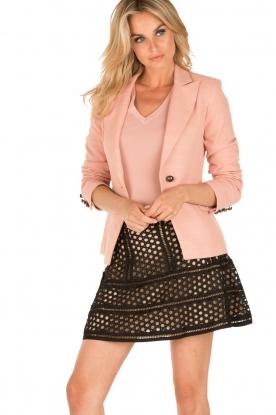 NIKKIE | Blazer Lana | roze