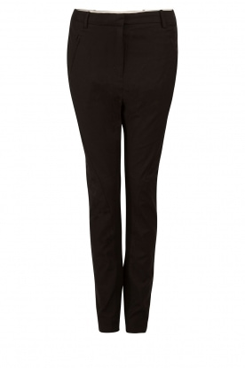 Trousers Teodosio | black