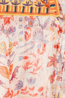 Antik Batik | Top Samsa | roze