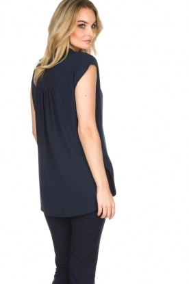 By Malene Birger | Top Blondih | blauw
