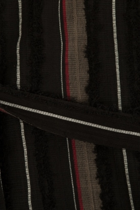 Antik Batik | Jurk Ael | zwart