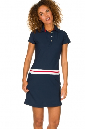 Par 69 |  Golf dress Beauty | blue