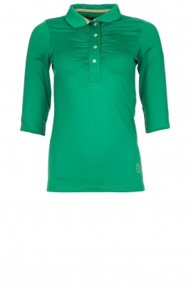 Par 69 |  Golf polo Bien | green