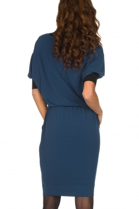 By Malene Birger |  Tailored dress Shumba | dark blue