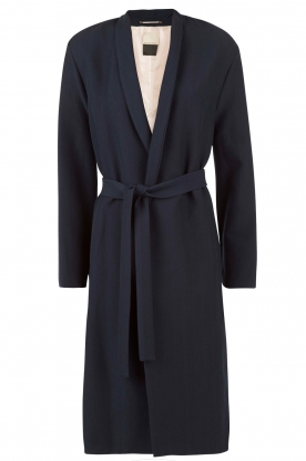 By Malene Birger |  Coat Cazios | blue