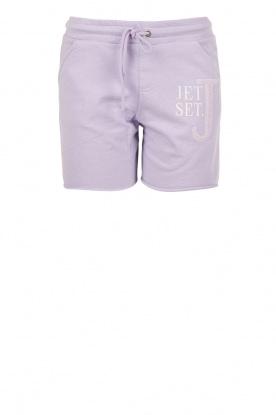 NIKKIE | Shorts Jet Set | lichtpaars