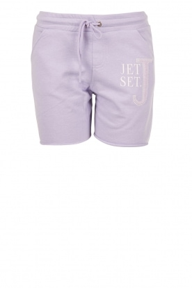 Shorts Jet Set | lichtpaars