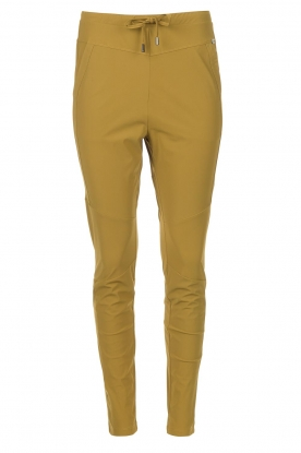 D-ETOILES CASIOPE |  Travelwear pants Guet | green