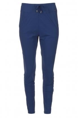 D-ETOILES CASIOPE |  Travelwear pants Guet | blue