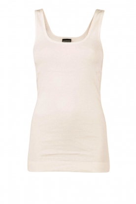 By Malene Birger | Tanktop Newdawn | off-white
