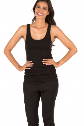 By Malene Birger | Tanktop Newdawn | zwart