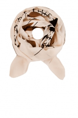 Scarf Tanya | brown