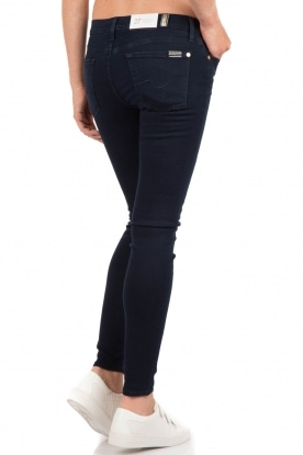 7 For All Mankind | The Skinny lengtemaat 32 | blauw