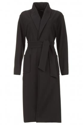 D-ETOILES CASIOPE    Travelwear cloack jacket Barolo   black
