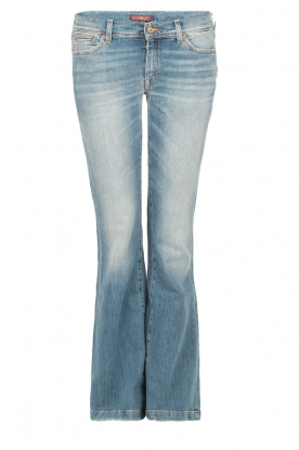 7 For All Mankind | Jeans Charlize lengtemaat 32 | blauw