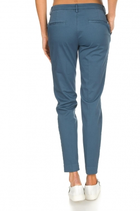 MASONS | Pantalon New York | Blauw