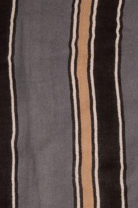 Becksöndergaard | Sjaal Maelynn | zwart en grijs
