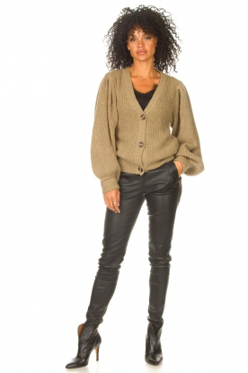Look Knitted cardigan Diva