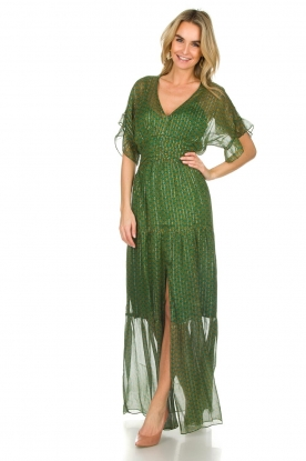 ba&sh | Dress Wanda | green