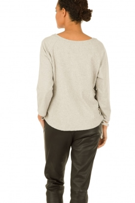 Amatør | Sweater Sonny | grijs