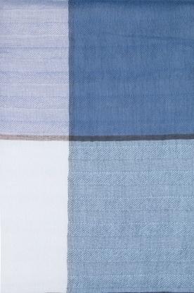 Becksöndergaard | Sjaal Trinette | blauw