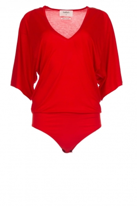 ba&sh |  Body top Niels | red