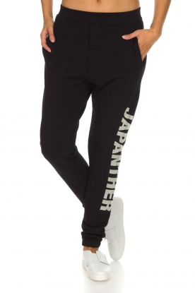Zoe Karssen |  Sweatpants Japanther | black