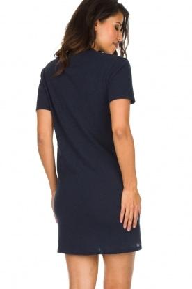 Zoe Karssen | Jurk in T-shirt stijl | donkerblauw