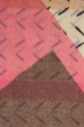 Becksöndergaard | Wahea sjaal | blauw
