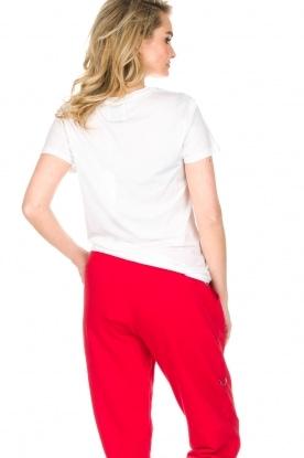 Zoe Karssen | T-shirt Universe | wit
