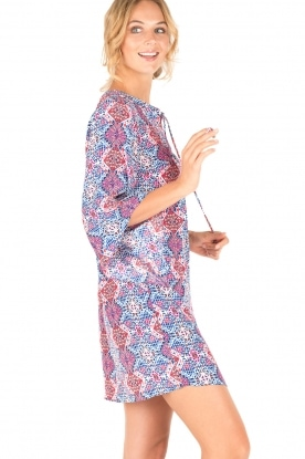 Alice & Trixie | Zijden jurk Liza | print
