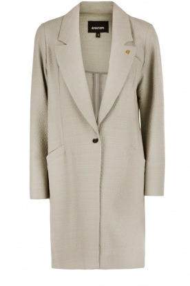 Amatør |  Coat Jove |  grey