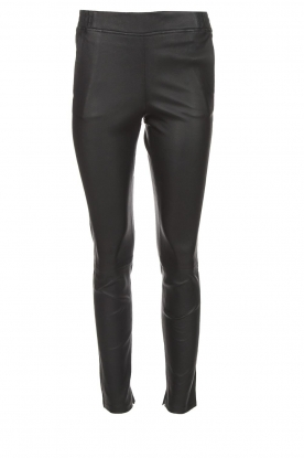 Dante 6 |  Leather legging Lebon | blue