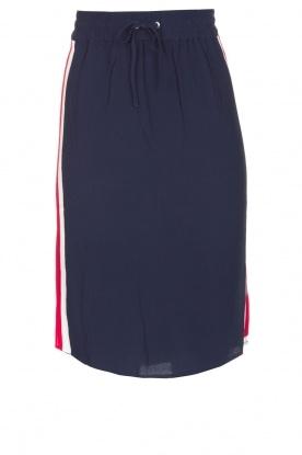 Zoe Karssen |  Sportive skirt Tuxedo | dark blue