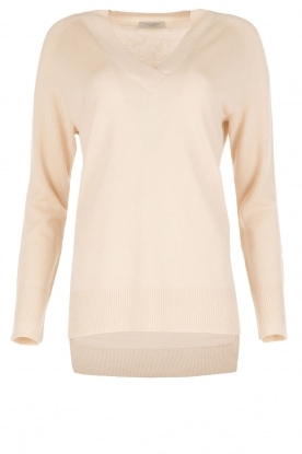 Hunkydory |  Fine knitted sweater Hester | camel