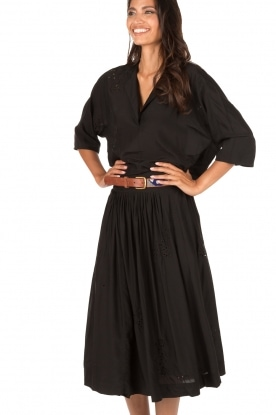 Top Montaigue | black