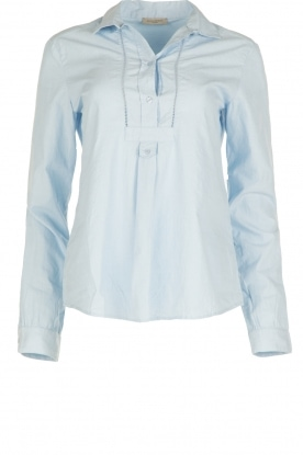 Hunkydory |  Blouse Grant | blue