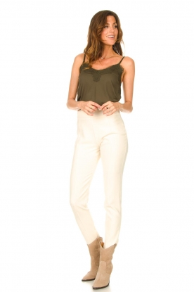 Silvian Heach | Pantalon Stators | naturel