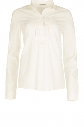 Hunkydory |  Blouse Grant | white