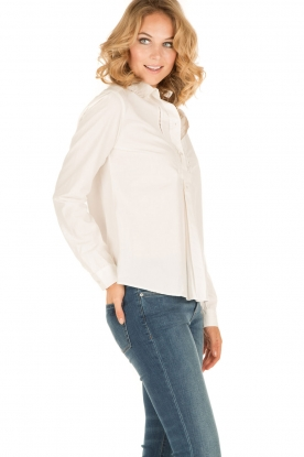 Hunkydory | Blouse Grant | wit